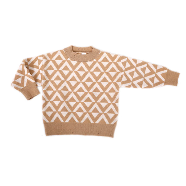 Boys Full Sleeves Woolen Sweater