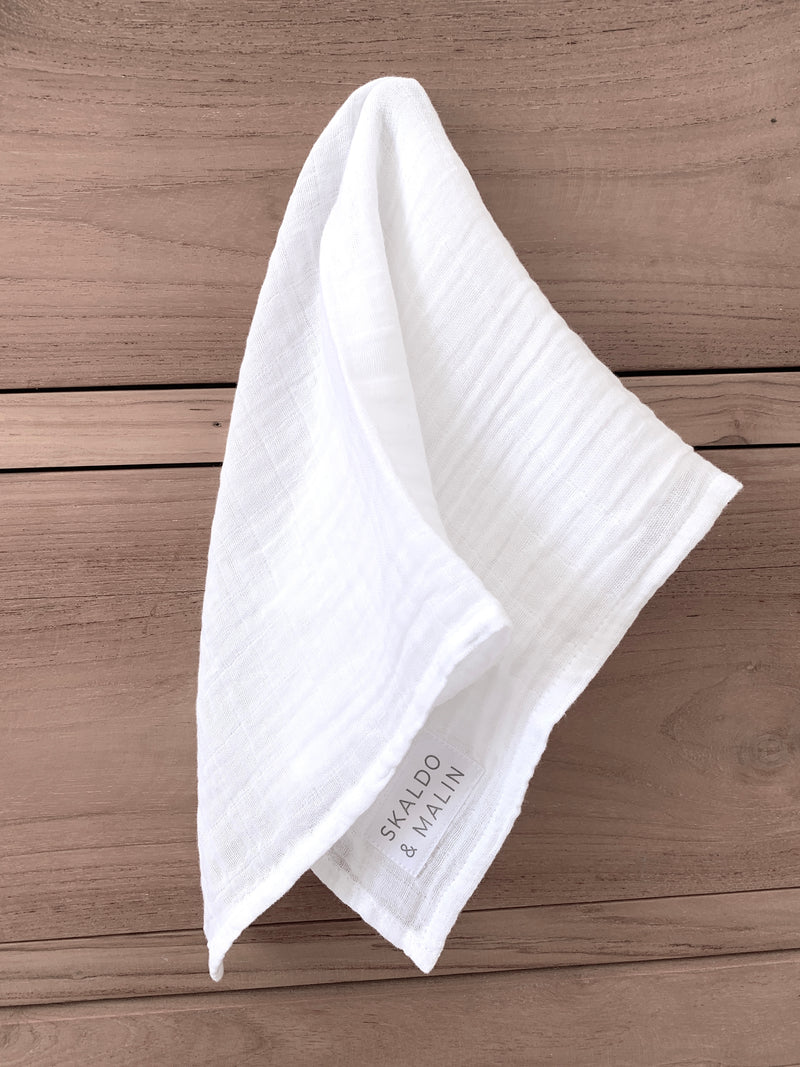 2-Pack Organic Bib Cloth Set (Save $5 USD)