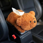 Animal Car Tissue Holder - Zee's