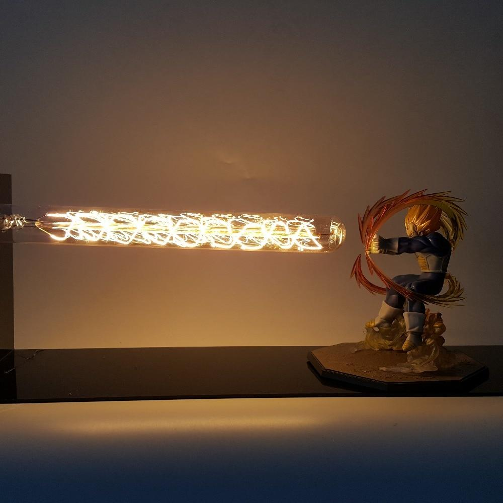 Super Vegeta LED Lamp - Zee's