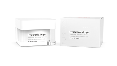 COMING SOON! FUSION HYALURONIC DROPS 50 ML