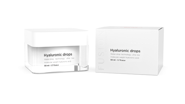 FUSION HYALURONIC DROPS 50 ML