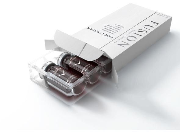 FUSION F-EYE CONTOUR 5 VIALS OF 10 ML