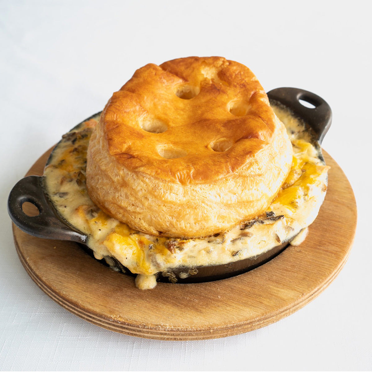 10,000 Lakes Pot Pie