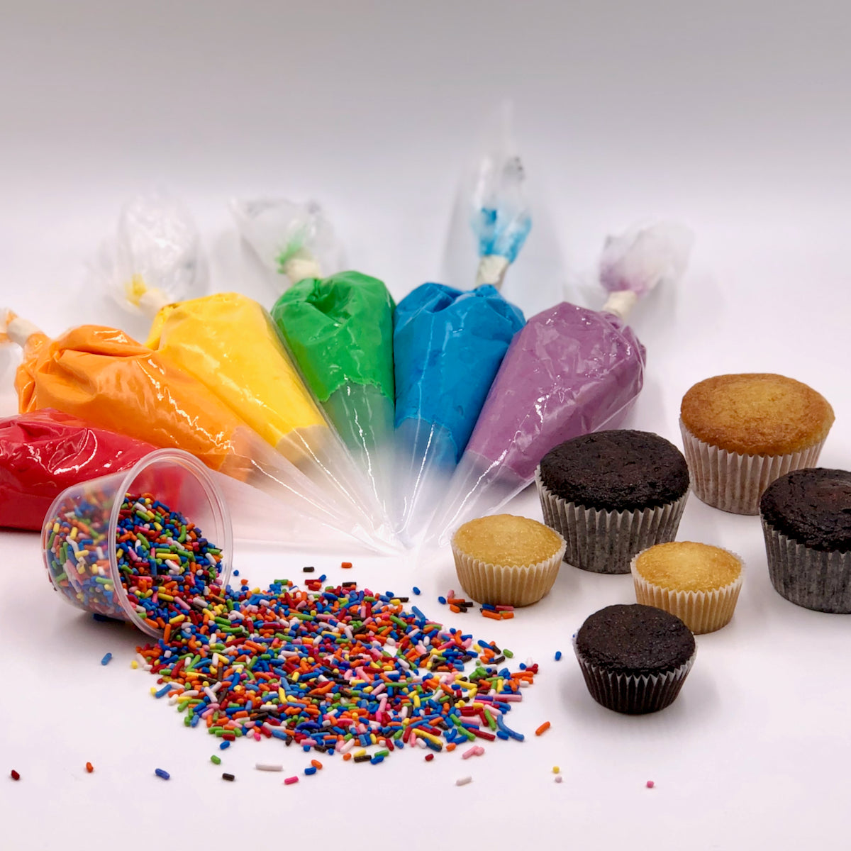 Pride Cupcake Party Kit