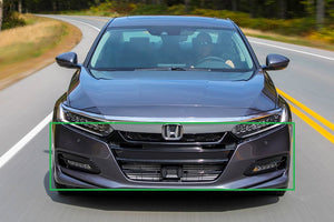 Honda Accord (2020) Front Bumper