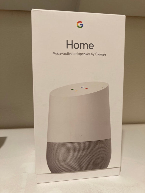 Google Home Smart Assistant - White Slate (US Edition)