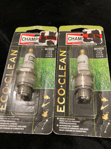 2-Pack Champion ECO Clean Spark Plug 861ECO