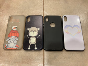 iPhone X/XS Case 4-pack