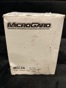 Microgard MGL8A Engine Oil Filter Spin-On