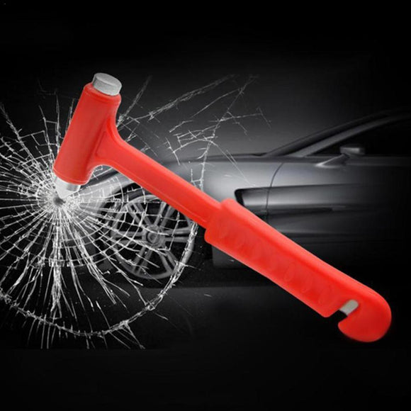 Seat Belt Window Glass Breaker Car Rescue Tool Mini Escape Life Car Saving Emergency Hammer Hammer Safety N8N6