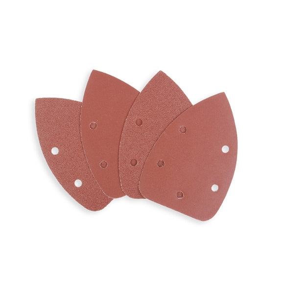 1pc High quality 80 Grit 5 Holes Sanding Sheets Sandpaper Sand Sheets Grit for Sander Grits Grinding Polishing Hot Sale