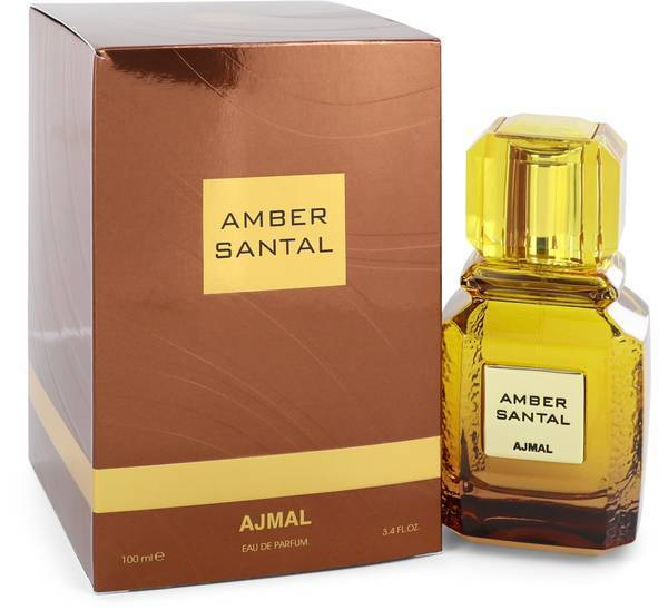 Ajmal Amber Santal EDP | 3.4 oz - buybeautybrands
