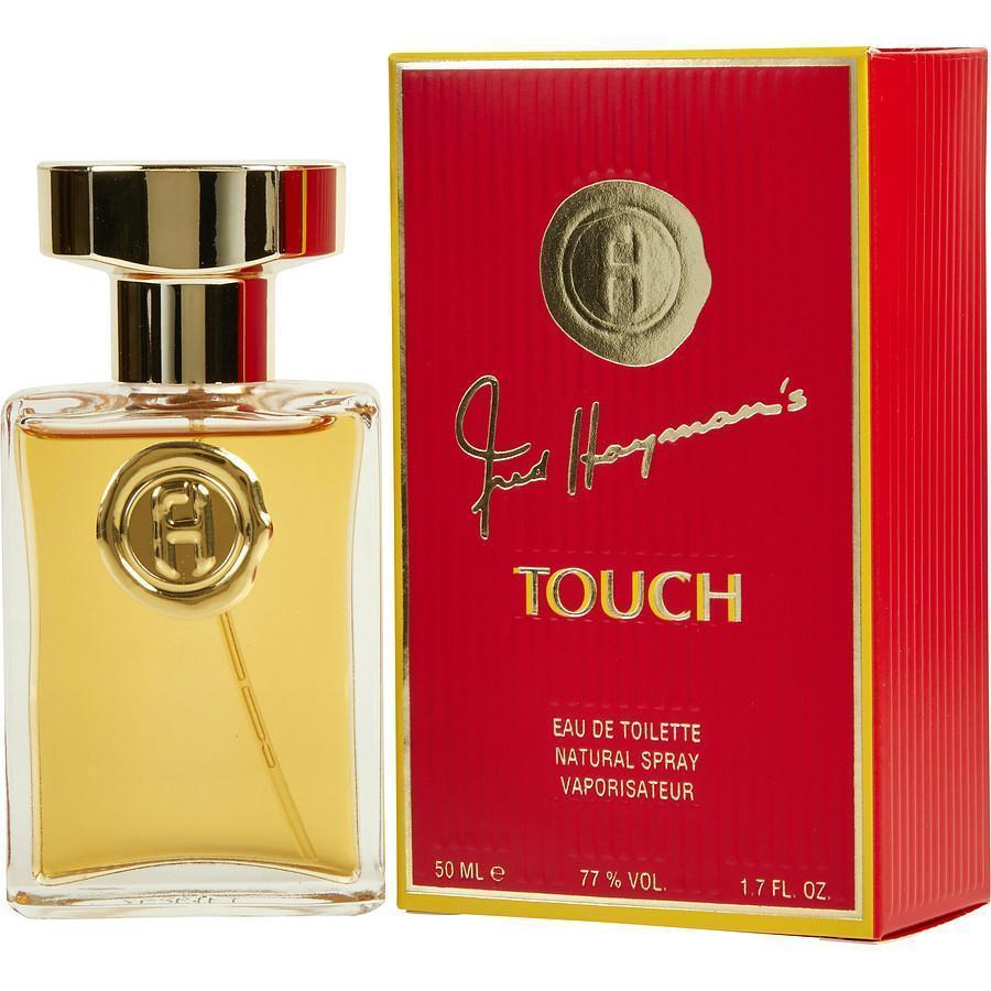 Touch By Fred Hayman Edt Spray 1.7 Oz - beauty-price-match