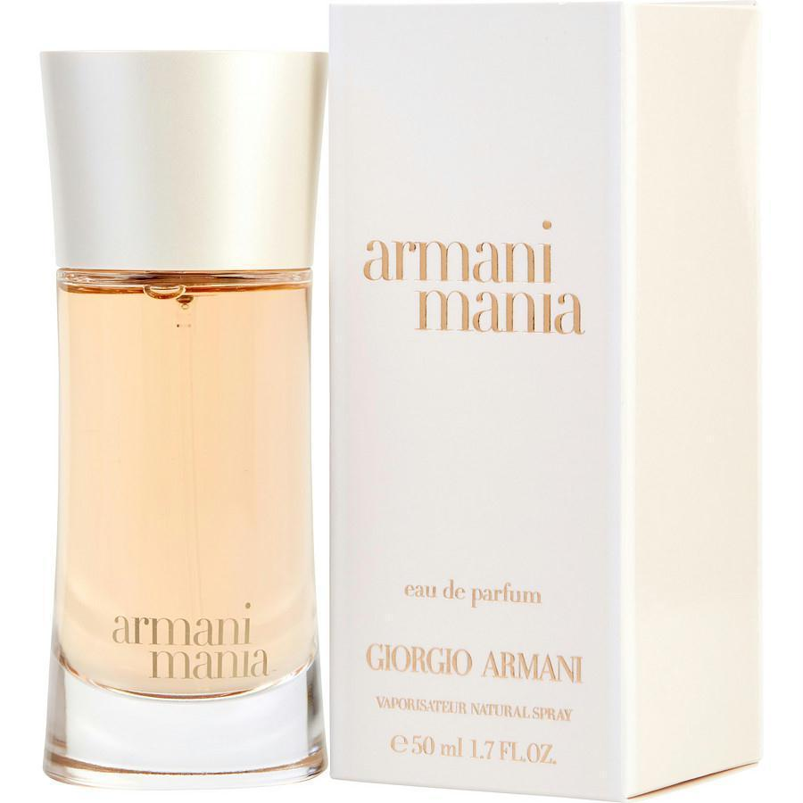 Armani Mania  Giorgio Armani EDP Spray 1.7 Oz - BUY BEAUTY BRANDS™