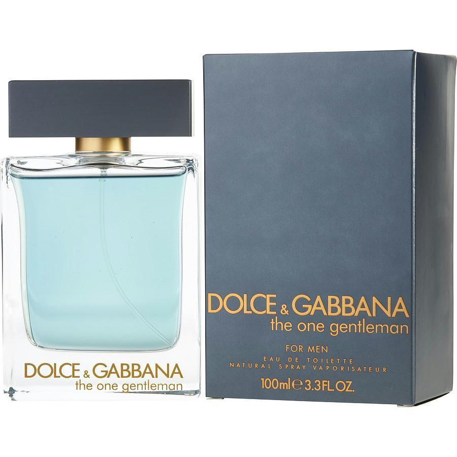 D & G | The One Gentleman By Dolce & Gabbana Edt Spray 3.3 Oz | BEAUTY PRICE MATCH GUARANTEED™ - beauty-price-match
