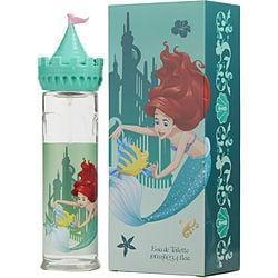 Little Mermaid By Disney Princess Ariel Edt Spray 3.4 Oz (castle Packaging)