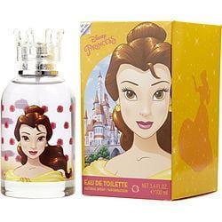 Beauty & The Beast By Disney Princess Belle Edt Spray 3.4 Oz (new Packaging)