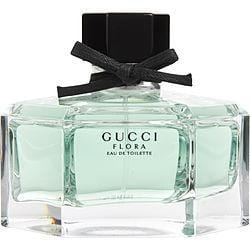 Gucci Flora By Gucci Edt Spray 2.5 Oz (new Packaging) *tester