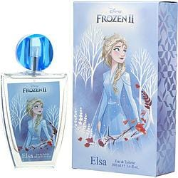 Frozen 2 Disney Elsa By Disney Edt Spray 3.4 Oz