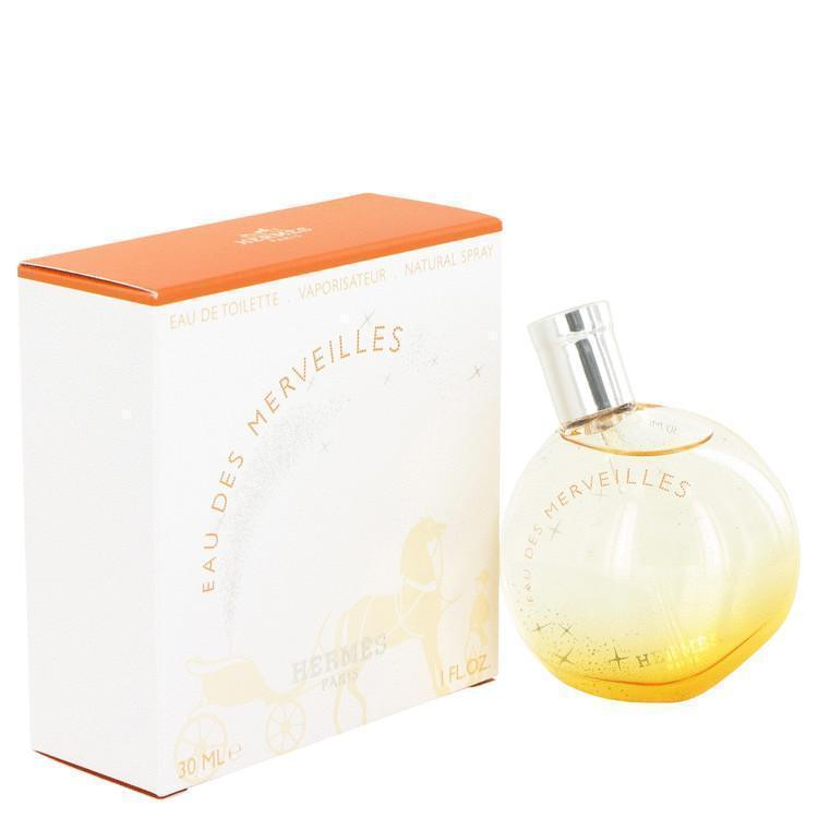 BLCK FRIYAY Eau Des Merveilles by Hermes EDT Spray 1 oz | - BUY BEAUTY BRANDS™