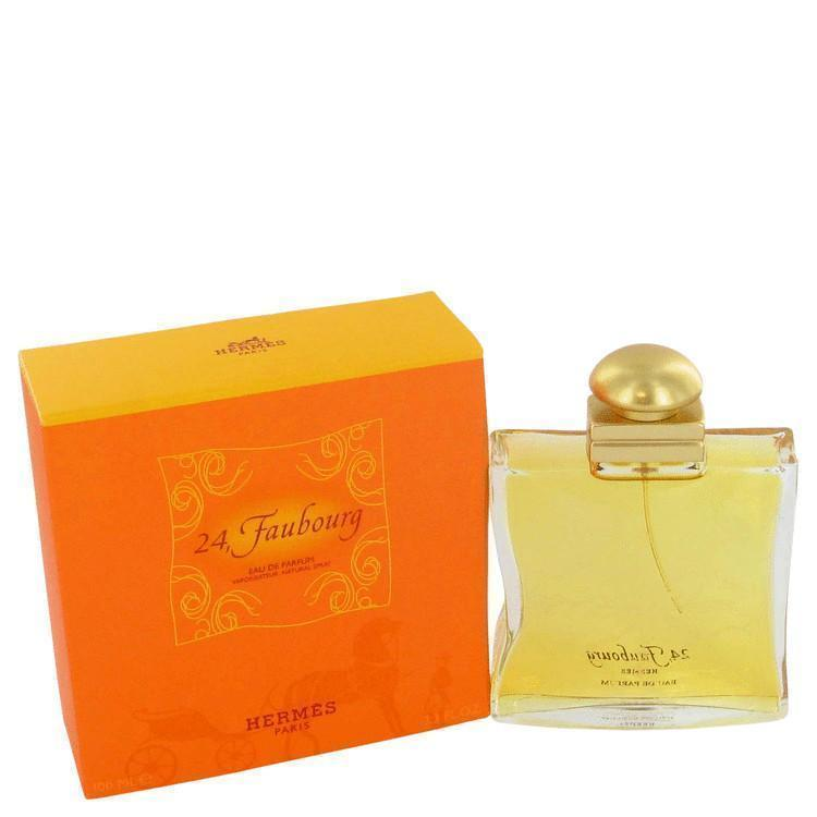 HERMES HERMES 24 FAUBOURG  Hermes Pure Parfum Purse Spray Refill .25 oz - BUY BEAUTY PRODUCTS