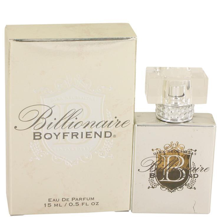 Billionaire Boyfriend by Kate Walsh Eau De Parfum Spray .5 oz - beauty-price-match