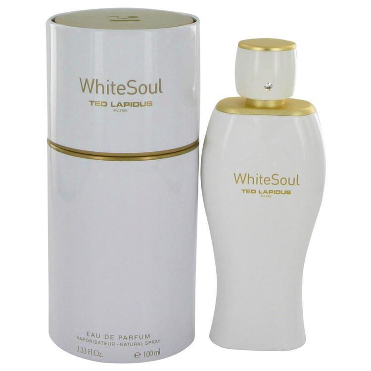 White Soul by Ted Lapidus Eau De Parfum Spray (Tester) 3.4 oz - beauty-price-match