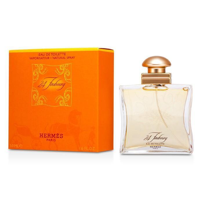 HERMES HERMES 24 Faubourg  EDT Spray  1.7oz - BUY BEAUTY PRODUCTS