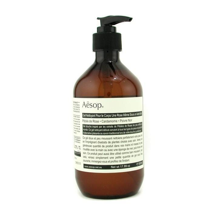 A Rose By Any Other Name Body Cleanser - 500ml-17.99oz | LOW STOCK - beauty-price-match