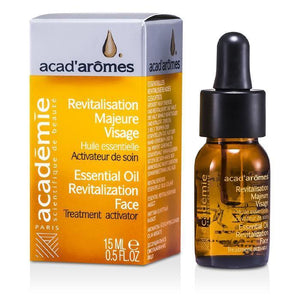 Academie Acad'aromes Essential Revitalization Face  0.5oz - BUY BEAUTY BRANDS