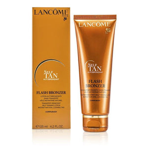 Lancome Flash Bronzer Selftanning Lotion  4.2 oz | Low Stock - BUY BEAUTY PRODUCTS
