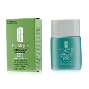 Clinique Anti-Blemish Solutions BB Cream SPF 40 - Light Medium 1 oz - BUY BEAUTY PRODUCTS