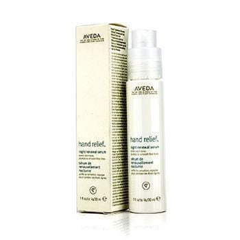 AVEDA Hand Relief Night Renewal Serum - -1oz - BUY BEAUTY PRODUCTS