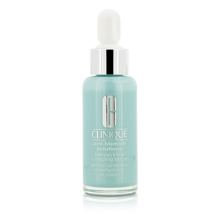 Anti-Blemish Solutions Blemish + Line Correcting Serum - -1oz |  | - BUY BEAUTY PRODUCTS