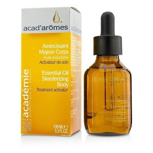 Academie Aromes Essential Oil Slenderizing Body 3.3oz |  | - BUY BEAUTY PRODUCTS