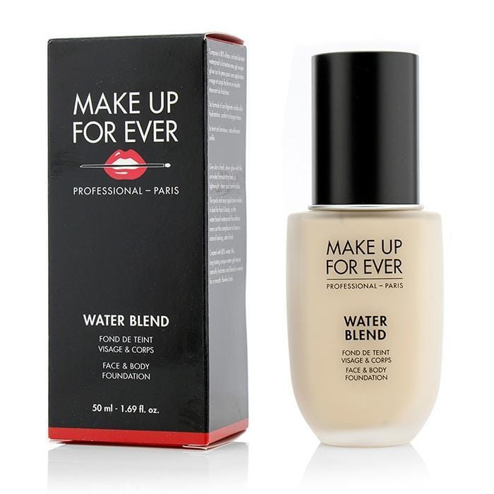 Make Up For Ever | Water Blend Face & Body Foundation - # Y215 (Yellow Albaster) - 50ml-1.7oz - buybeautybrands