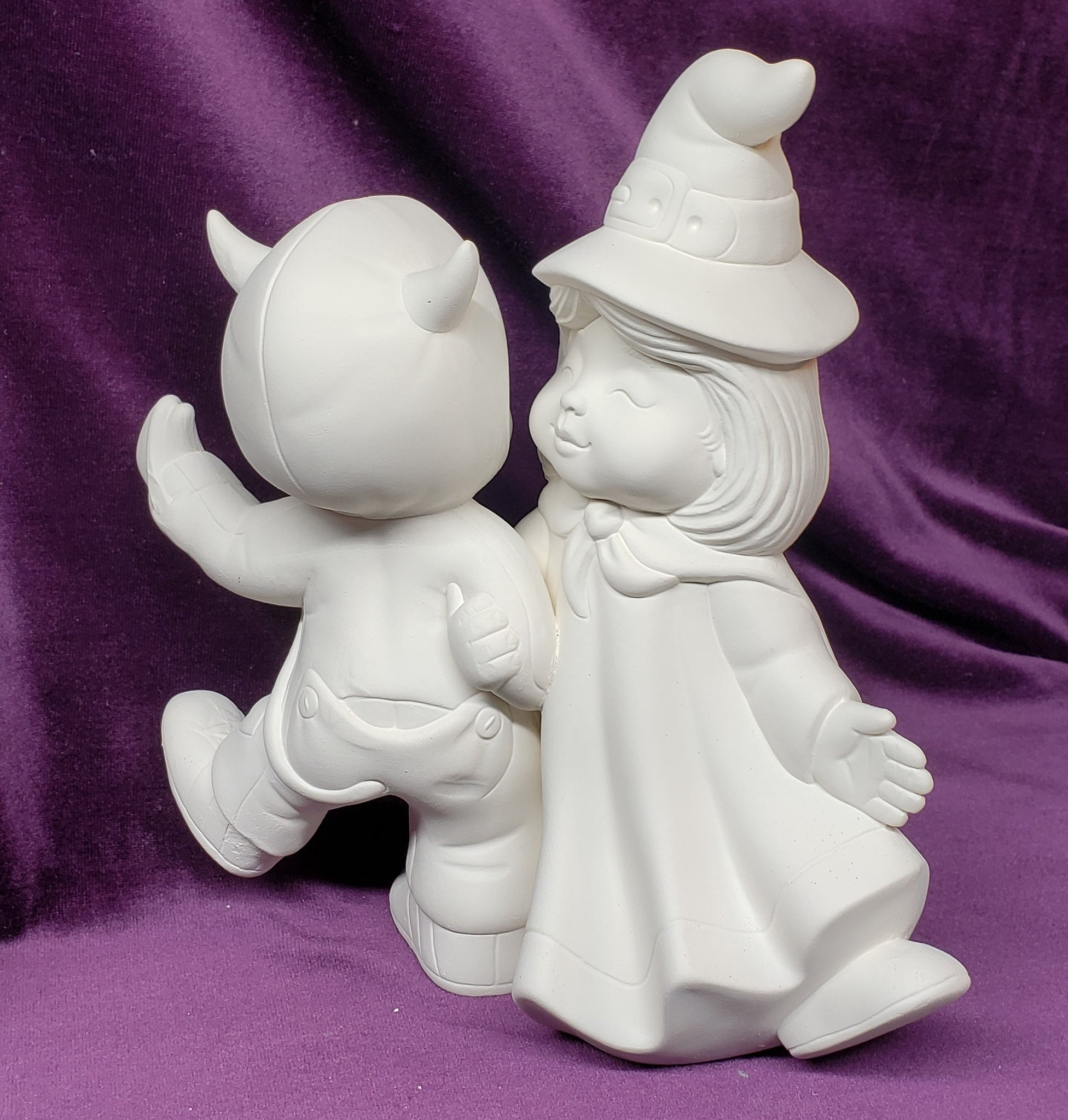 Ceramic Sweet Tot Witch