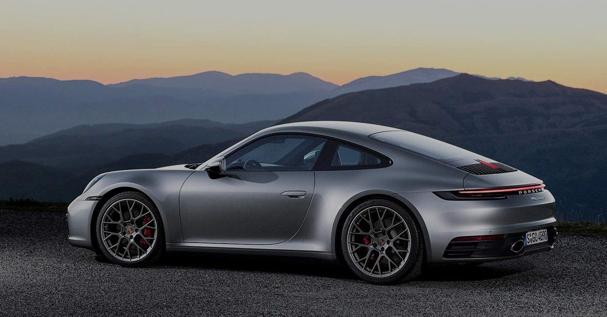 2020 ALL NEW PORSCHE 911 - THE NEXT REBIRTH