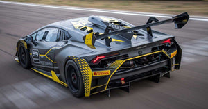 LAMBORGHINI SUPER TROFEO EVO - BUILT FOR THE TRACK