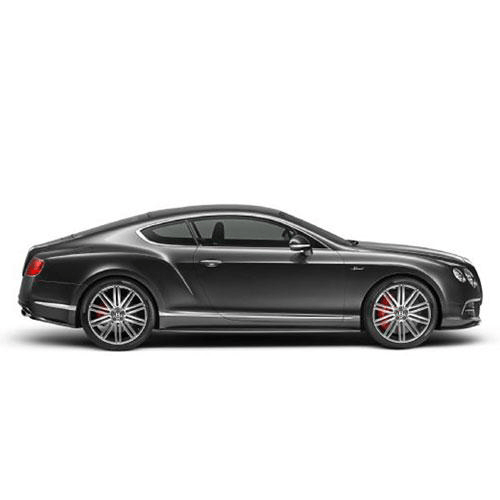 Continental GT Speed W12