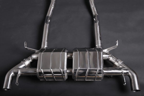 Aston Martin DB9 DBS V12 - Valved Exhaust System Exhaust System