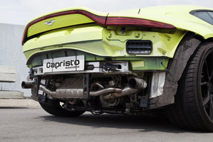 Aston Martin New Vantage/AMR – Valved Exhaust with Carbon Tips (CES3)