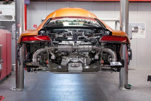 Audi R8 (Gen2) – Valved Exhaust (for OEM Control)