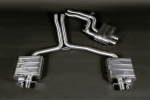 Audi RS4 (B8) - Valved Exhaust System & Mid-Pipes (No Remote) Exhaust System