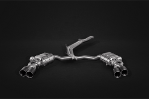 Audi RS4 (B9) Valved Exhaust System