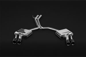 Audi RS5 (F5) - Valved Catback Exhaust System, Mid Pipes Exhaust System