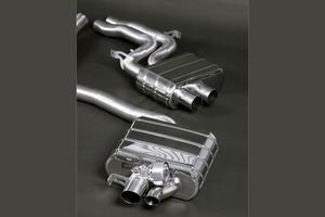 Audi RS5 – Valved Exhaust System & Mid-Pipes Exhaust System