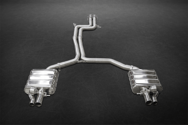 Audi RS6/RS7 (C7) Sportback – Valved Exhaust System (Inc. Remote) Exhaust System