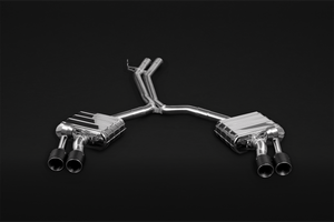 Audi S4 & S5 (B9) - High Performance Exhaust & Mid-Pipes Exhaust System